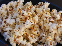 Popcorn, Quelle: Tierrechtskochbuch